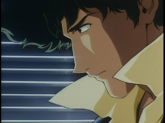 Spike Spiegel, Cowboy Bebop