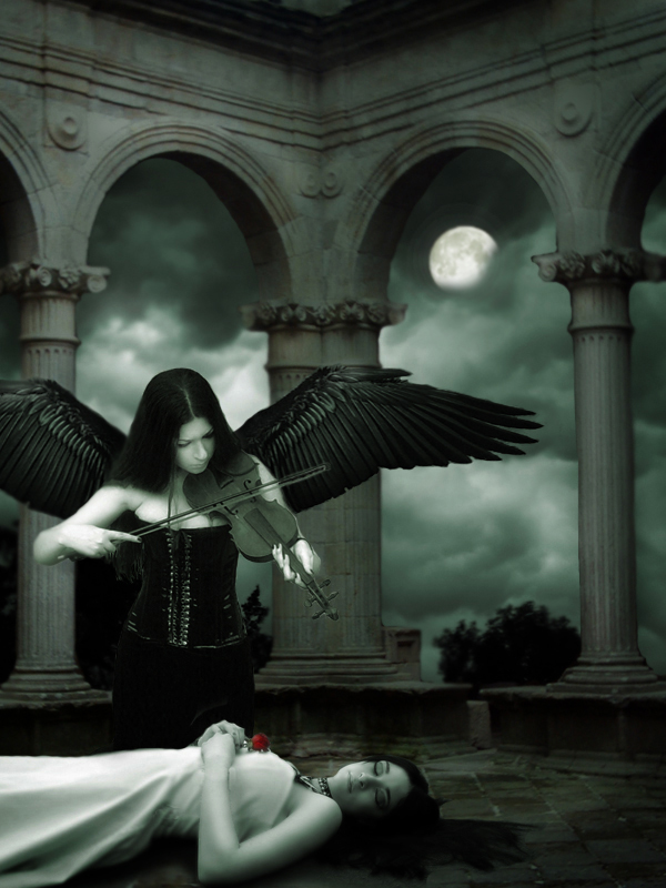 Dark Angel Of Death