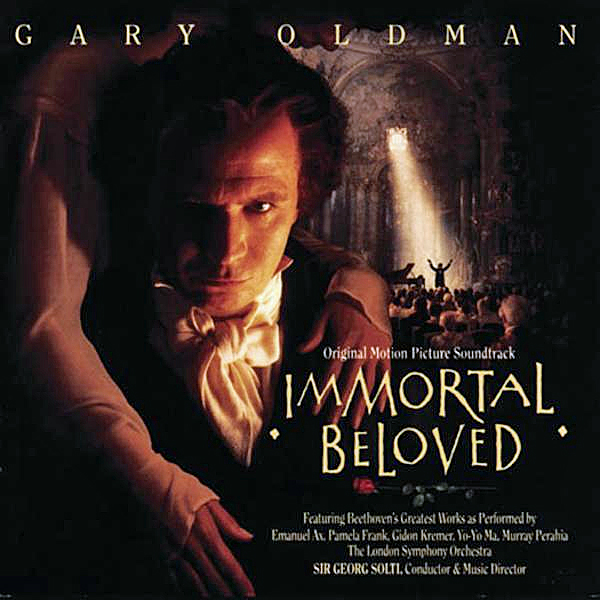 Immortal Beloved front cover movie