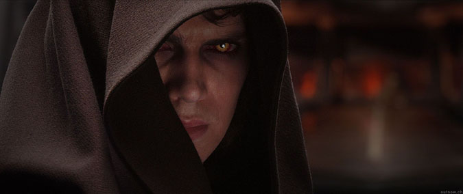 Anakin Skywalker, DarthVader