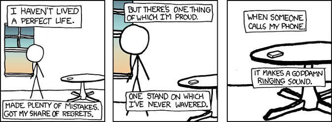 Tones by xkcd