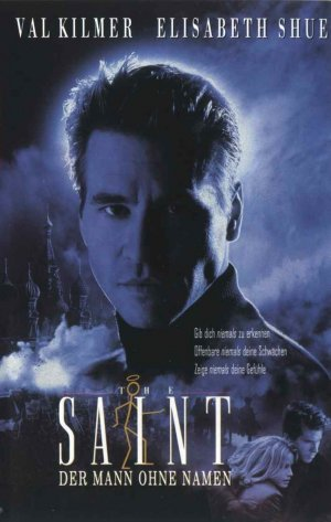 The Saint (1997) Deutsch Movie poster