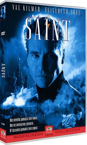 The Saint (1997) French Movie poster