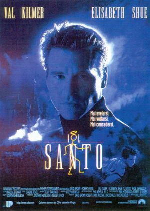 The Saint (1997) Italian Movie poster
