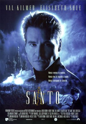 The Saint (1997) Spanish Movie poster
