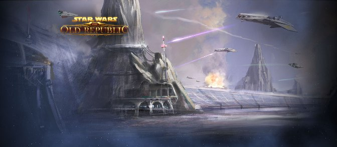 Star Wars: The Old Republic; Gameplay screenshot 01