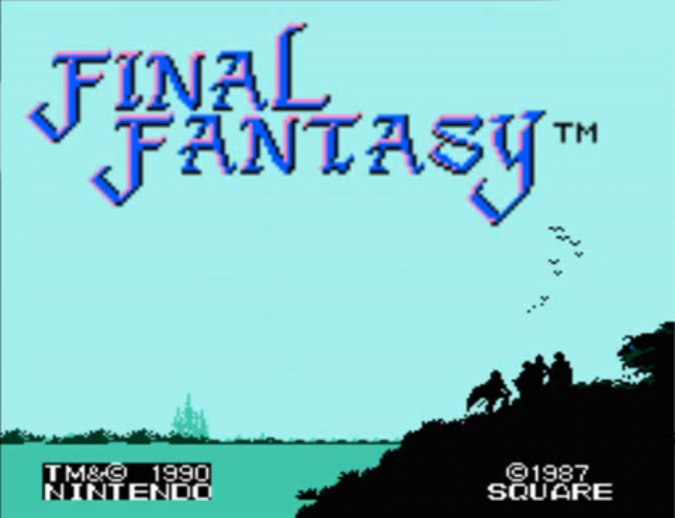 Final Fantasy I
