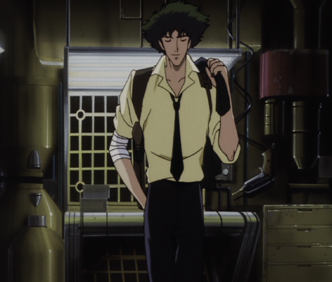 Cowboy Bebop Screenshot