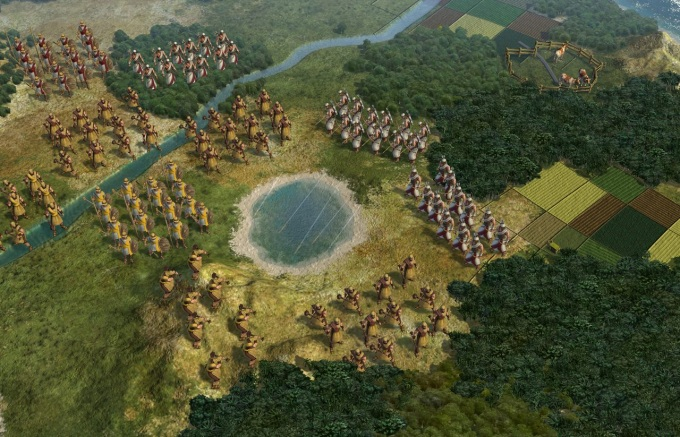 Civilisation V gameplay