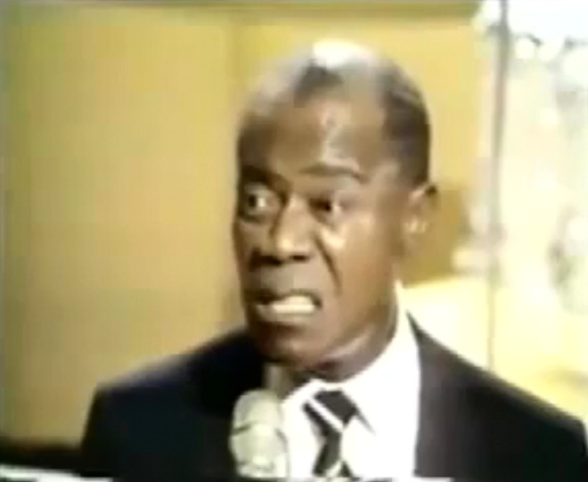 What a Wonderful World / Death Metal version with Louis Armstrong song by The Markness